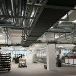 Grisport sceglie Meccanica 2P per il nuovo sistema di movimentazione merci